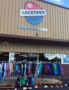 Rocktown Adventures | Inaugural Outdoor Gear Yard Sale