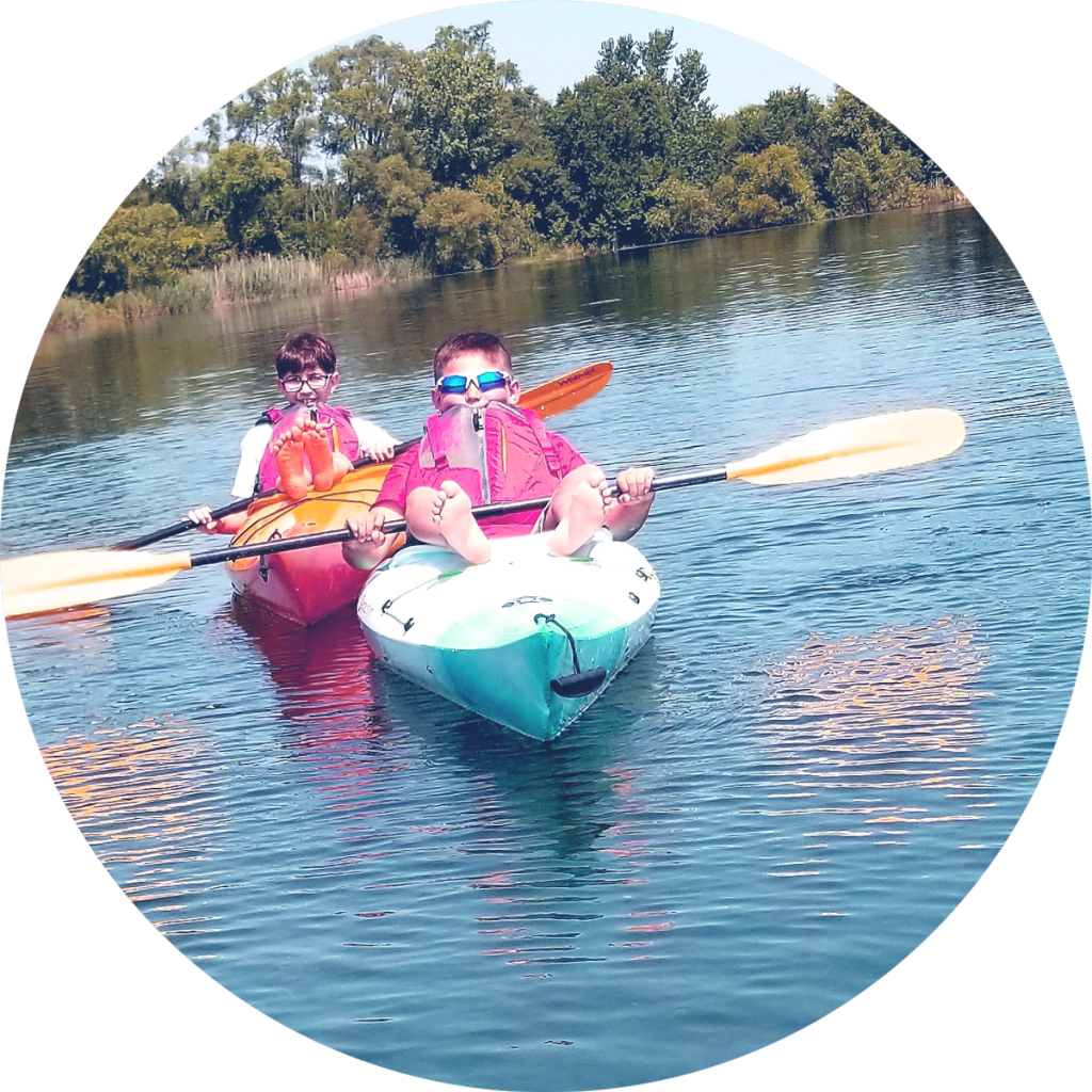 Rocktown Adventures | This Summer: Kids on Water