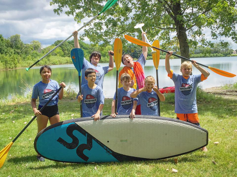 Youth Paddle Class | Rocktown Adventures – Aurora