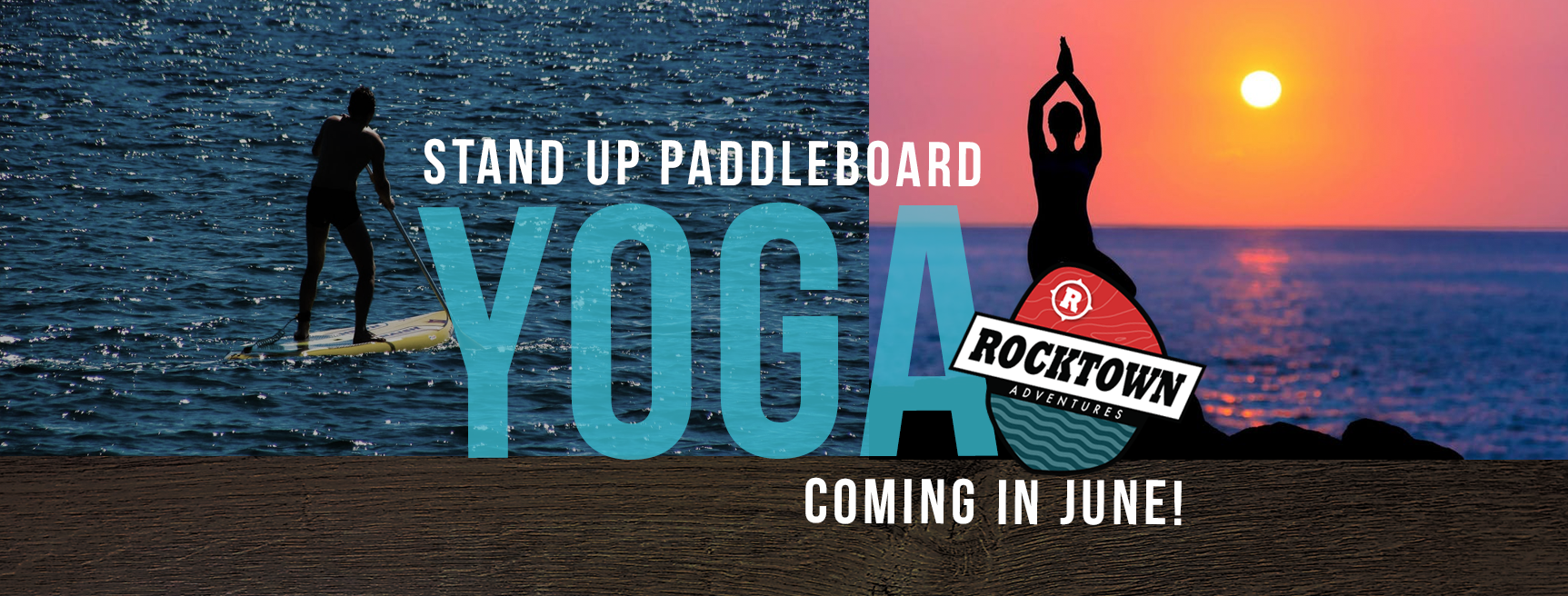 Rocktown Adventures   Stand Up Paddleboard Yoga