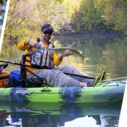 Rocktown Adventures | Kayak Fishing