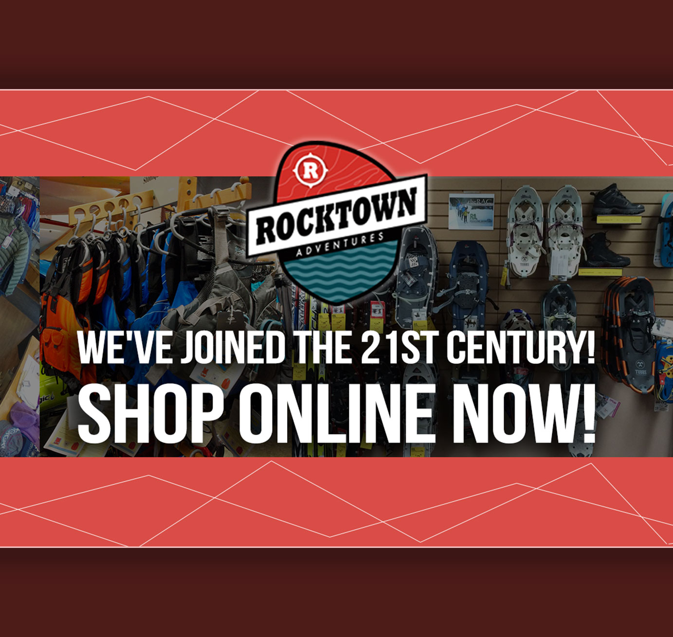 Rocktown Adventures | Shop Online Now!