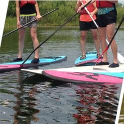 Rocktown Adventures | Stand-Up Paddleboard