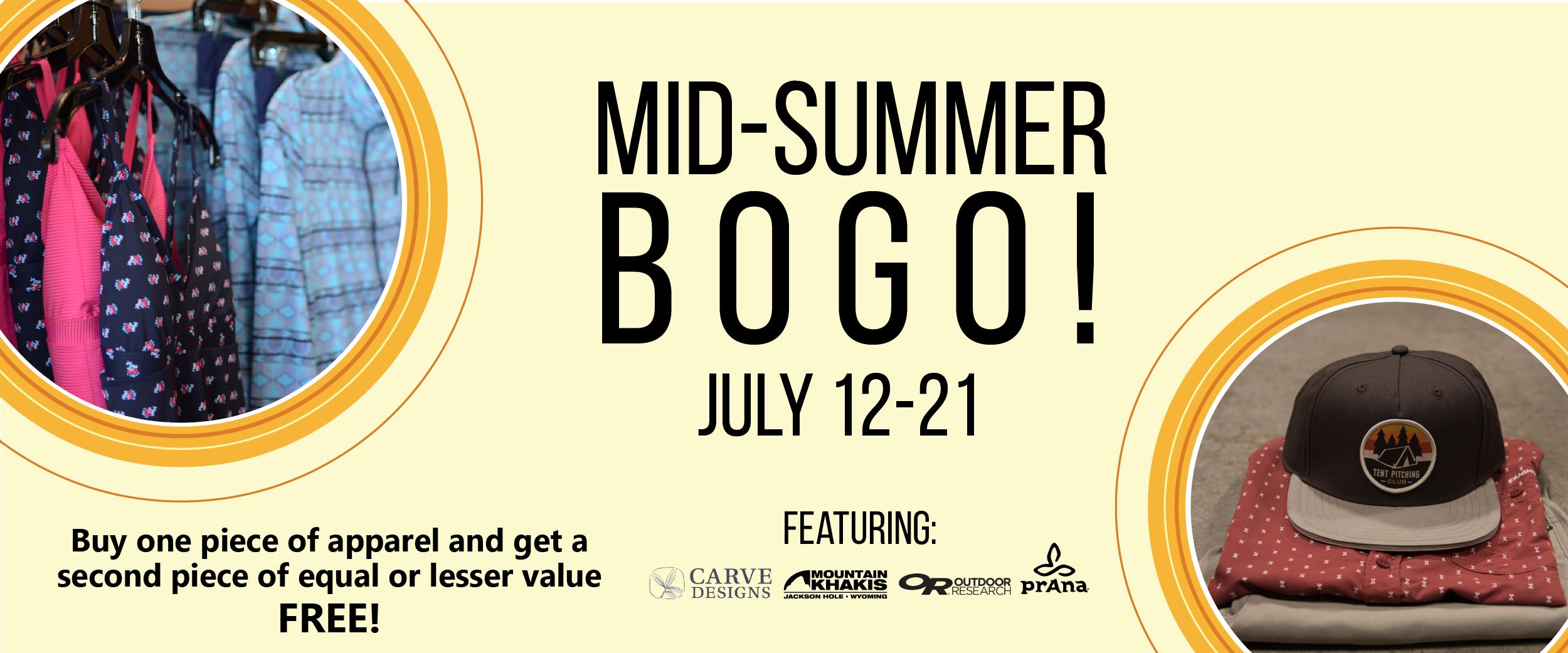 Rocktown Adventures | Mid-Summer Sale