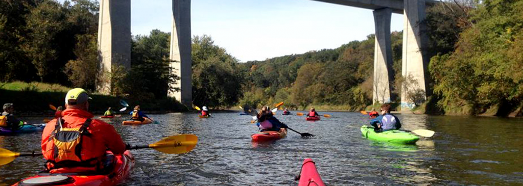 Fall Paddle | Rocktown Adventures