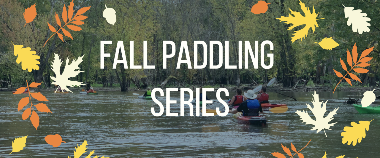 Fall Paddling Series | Rocktown Adventures