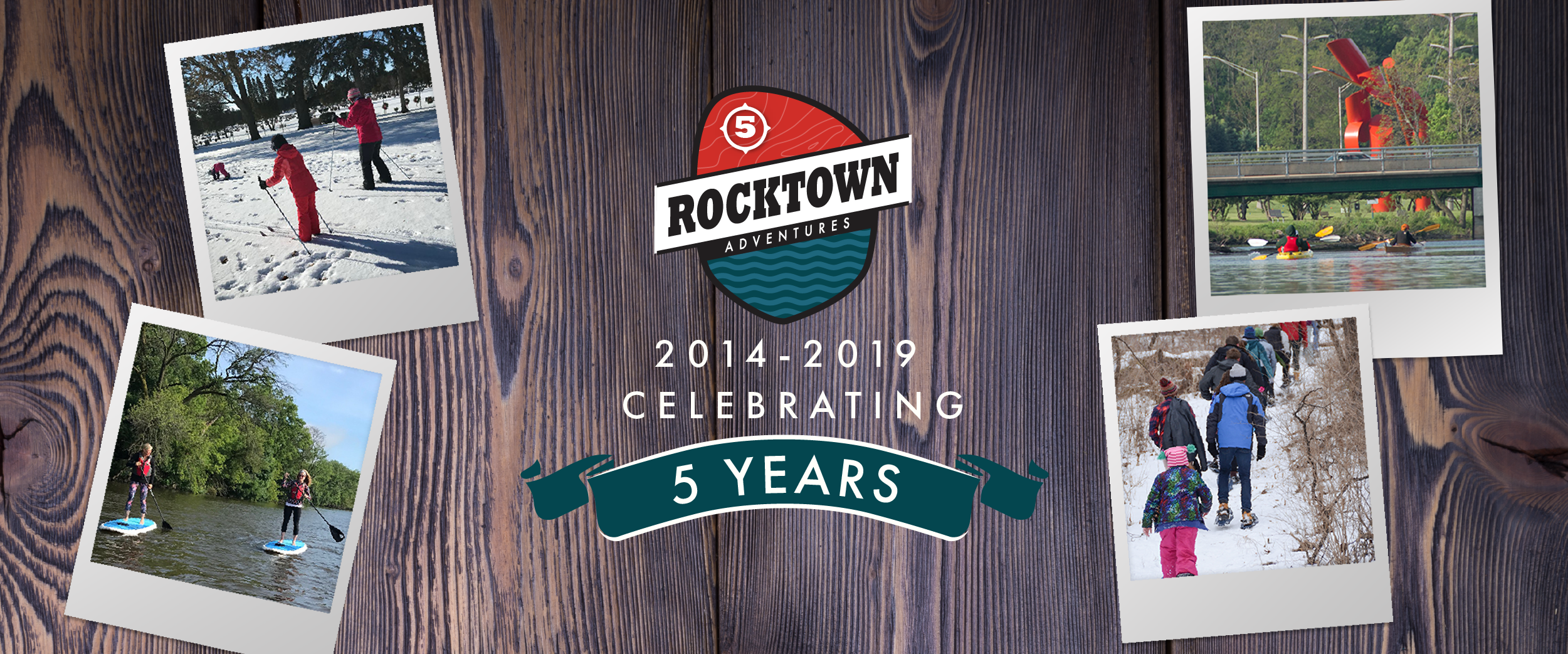 Celebrating 5 Years! | Rocktown Adventures