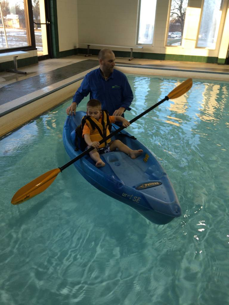 Rocktown Adventures | 2020 Paddle Pool Classes
