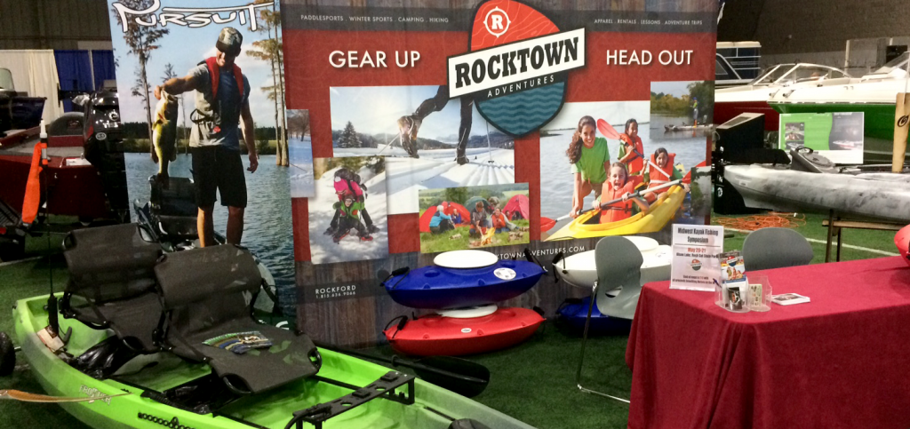 Rocktown Adventures | 2020 Fishing Shows