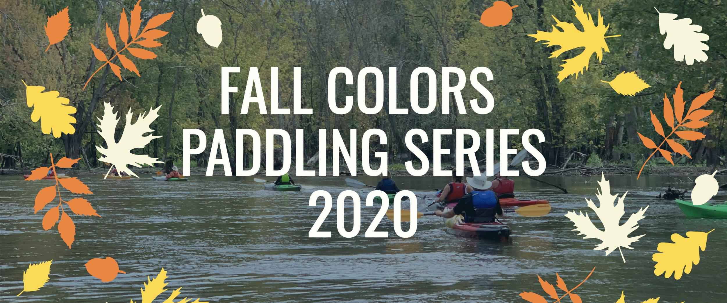 Rocktown Adventures | 2020 Fall Colors Paddling Series