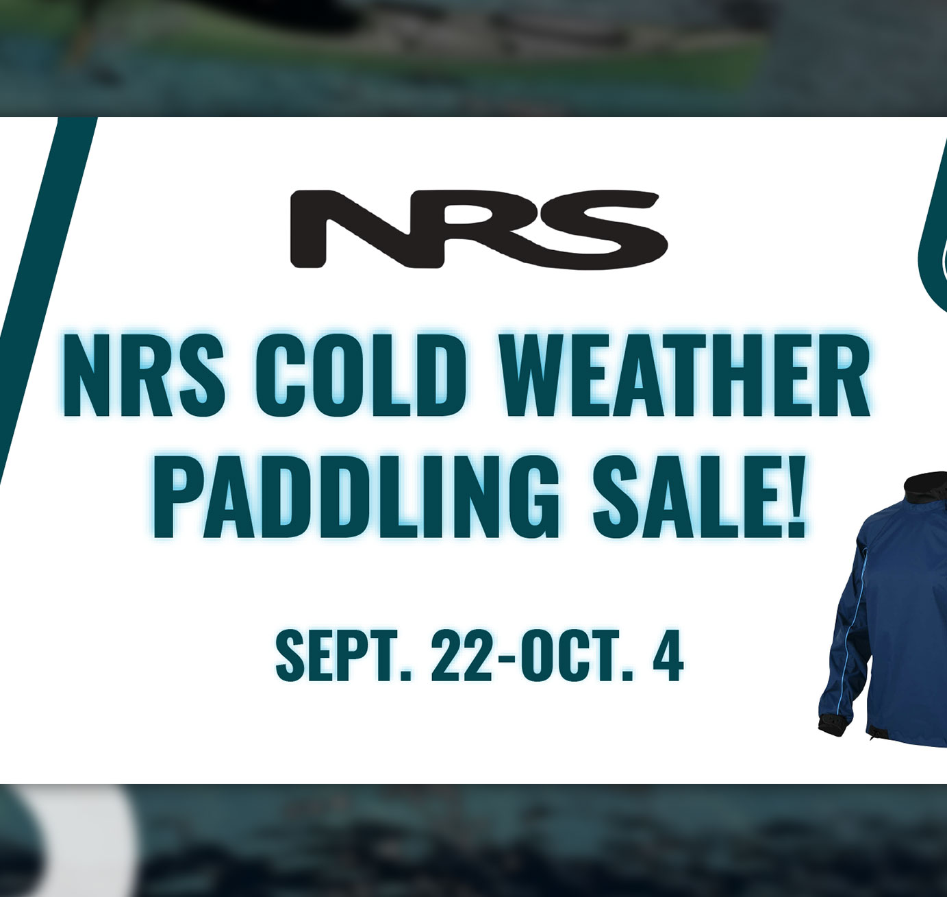 Rocktown Adventures | Cold Weather Paddling Sale