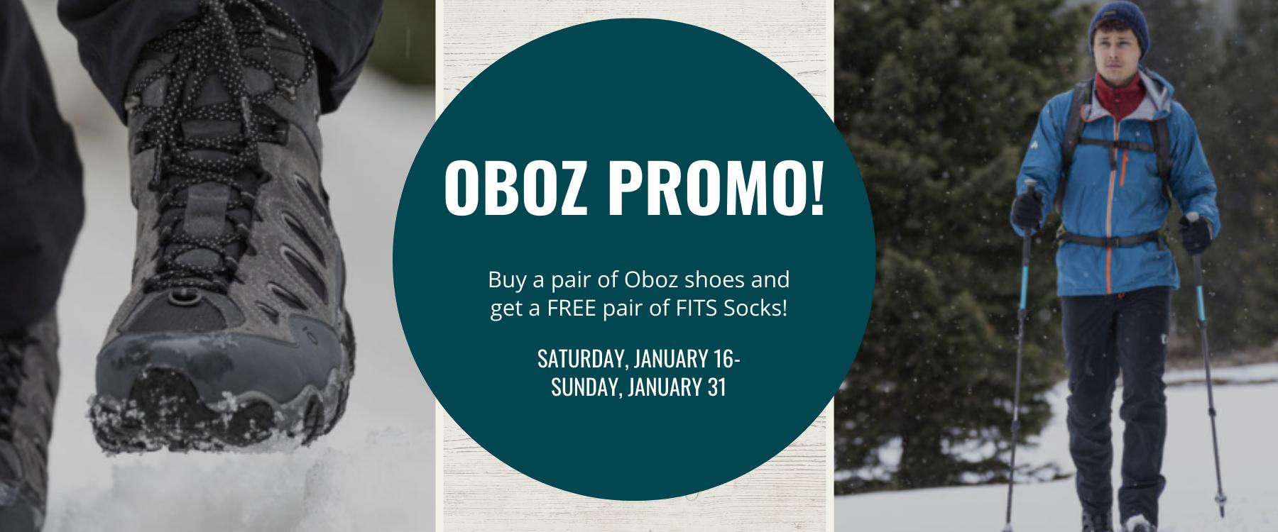 Oboz Shoes | Men & Women