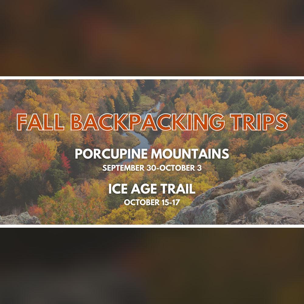 Rocktown Adventures | Fall Backpacking Trip