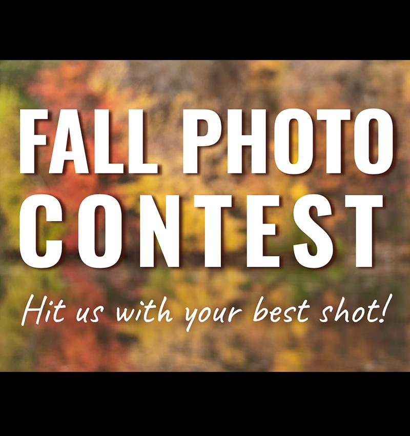 Fall Photo Contest